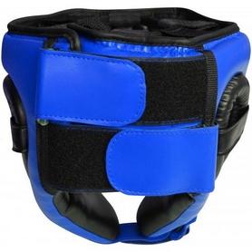 Фото 3 к товару Шлем боксерский детский RDX Blue