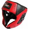 Шлем боксерский детский RDX Red - фото 1