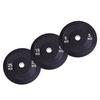 Диск бамперный олимпийский 10 кг Rising PL37-10 - 51 мм - фото 1