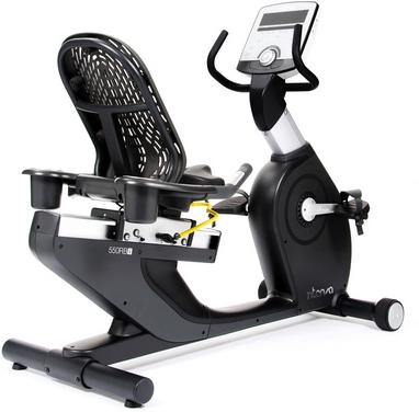 Велотренажер электромагнитный Intenza 550RBi