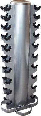 Стойка гантельная на 10 пар Stein DB5008