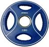 Диск олимпийский полиуретановый 2,5 кг Stein DB6092-2.5 с хватами цветной - 51мм - фото 1
