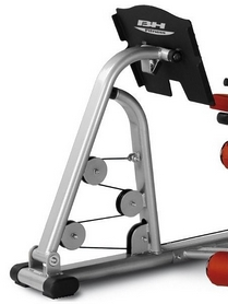 Фото 3 к товару Фитнес станция BH fitness TT Pro G + жим ногами (нагрузка 100кг)