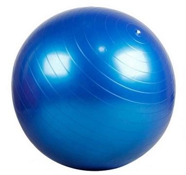 Мяч для фитнеса (фитбол) 65 см Rising Anti Burst Gym Ball
