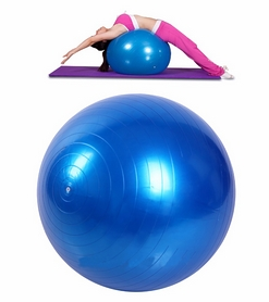 Фото 2 к товару Мяч для фитнеса (фитбол) 65 см Rising Anti Burst Gym Ball