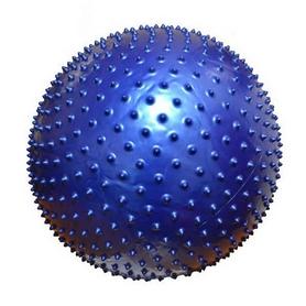 Фото 1 к товару Мяч для фитнеса (фитбол) массажный 75 см Rising Massage Gymball