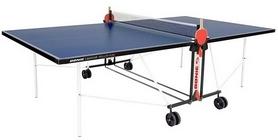 Фото 2 к товару Стол теннисный Donic Indoor Roller FUN Blue