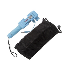 Фото 4 к товару Монопод для селфи со шнуром UFT Nano-Stick Blue