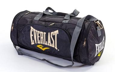 Сумка спортивная Everlast Бочонок GA-016-BK
