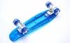 Скейтборд Penny Board Luminous PU SK-5357-1 (синий) - фото 2