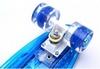 Скейтборд Penny Board Luminous PU SK-5357-1 (синий) - фото 3