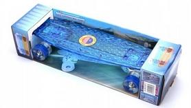 Фото 4 к товару Скейтборд Penny Board Luminous PU SK-5357-1 (синий)