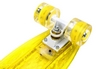 Скейтборд Penny Board Luminous PU SK-5357-2 (желтый) - фото 2