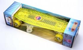 Фото 3 к товару Скейтборд Penny Board Luminous PU SK-5357-2 (желтый)