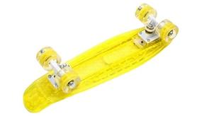 Фото 4 к товару Скейтборд Penny Board Luminous PU SK-5357-2 (желтый)