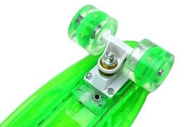 Фото 3 к товару Пенни борд Penny Board Luminous PU SK-5357-3 (зеленый)