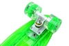 Пенни борд Penny Board Luminous PU SK-5357-3 (зеленый) - фото 3