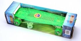 Фото 4 к товару Пенни борд Penny Board Luminous PU SK-5357-3 (зеленый)