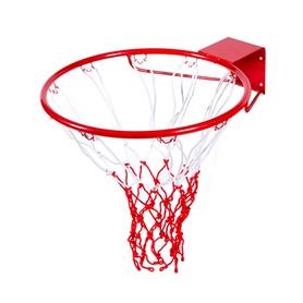 Фото 1 к товару Кольцо баскетбольное с сеткой (Украина)