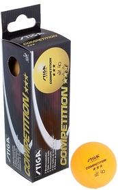 Набор мячей для настольного тенниса Stiga Competition (3 штуки)