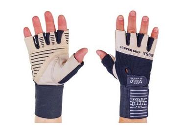 Перчатки атлетические Velo VL-8113