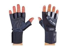 Перчатки атлетические Velo VL-8118