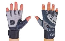 Перчатки атлетические Zelart ZB-8121