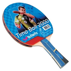 Фото 1 к товару Ракетка для настольного тенниса Butterfly Timo Boll 2000