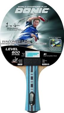Ракетка для настольного тенниса Donic Waldner Line 800 Replica