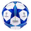 Мяч футбольный Ronex Finale Sky/Blue - №4 - фото 1