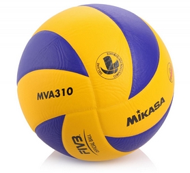 Мяч волейбольный Mikasa MVA-310 - уцененный*