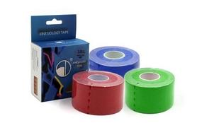 Пластырь эластичный Kinesio KT Tape 5м х 5см