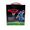 Кольцо баскетбольное с сеткой КНР YH-F032 - фото 1