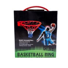 Кольцо баскетбольное с сеткой КНР YH-F032