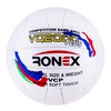 Мяч волейбольный Ronex Orignal Grippy Red/Blue/Black - фото 1