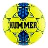 Мяч футбольный Hummer Cordly Yellow Sky/Blue - фото 1