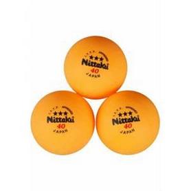 Фото 2 к товару Набор мячей для настольного тенниса Nittaku NB-1912 (3 шт)