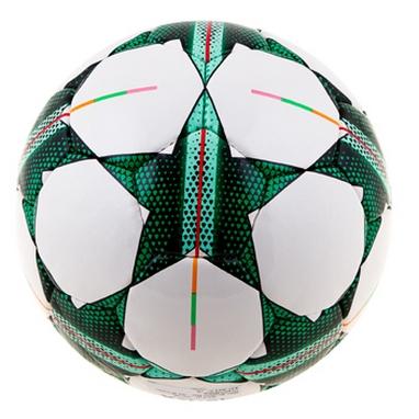 Мяч футбольный Ronex DXN (Finale) Green/Black