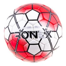 Мяч футбольный Ronex DXN (Nike) Red/Silver