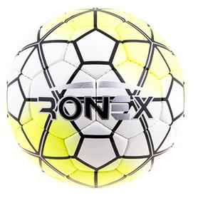 Мяч футбольный Ronex DXN (Nike) Yellow/Silver