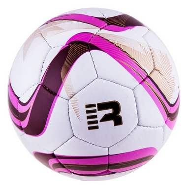 Мяч футбольный Ronex Grippy Zulu Pink/Black