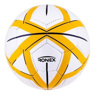 Мяч футбольный Ronex Grippy-Molten sky желтый