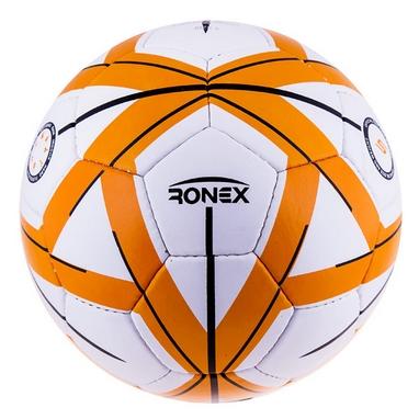 Мяч футбольный Ronex Grippy-Molten sky оранжевый