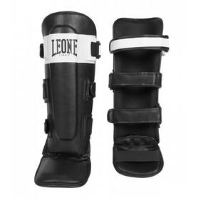Фото 1 к товару Защита ног (голень+стопа) Leone Shock Black