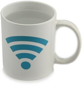 Фото 1 к товару Чашка UFT Wi-Fi Cup