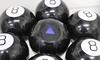 Шар предсказатель Magic Ball 8 6 см - фото 2