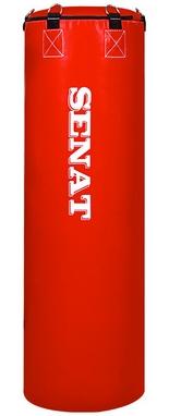 Мешок боксерский Senat Elit (ПВХ) 110х34 см красный