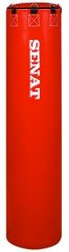 Мешок боксерский Senat Super (ПВХ) 150х34 см красный