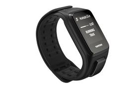 Фото 2 к товару Часы спортивные TomTom Runner 2 GPS Watch Black/Anthracite (S)