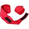 Бинты боксерские Senat (3м) красные - фото 1